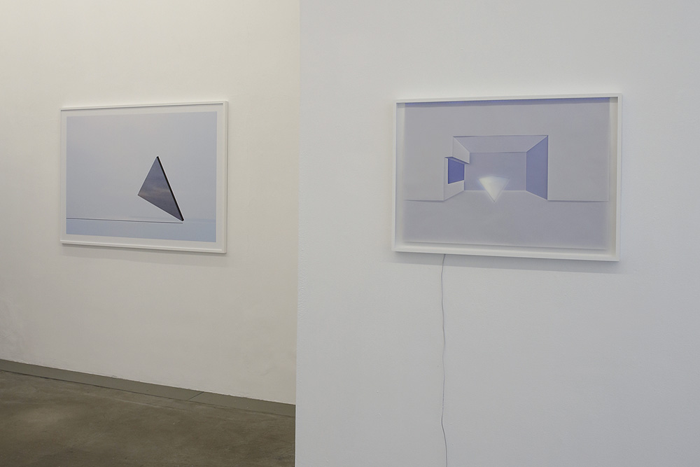 Solo at Torch gallery 2017