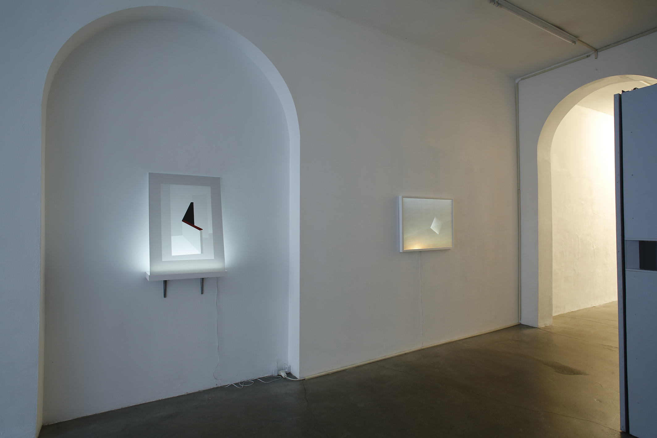 Solo show in TORCH Gallery, image by Bouwe Jan Swart