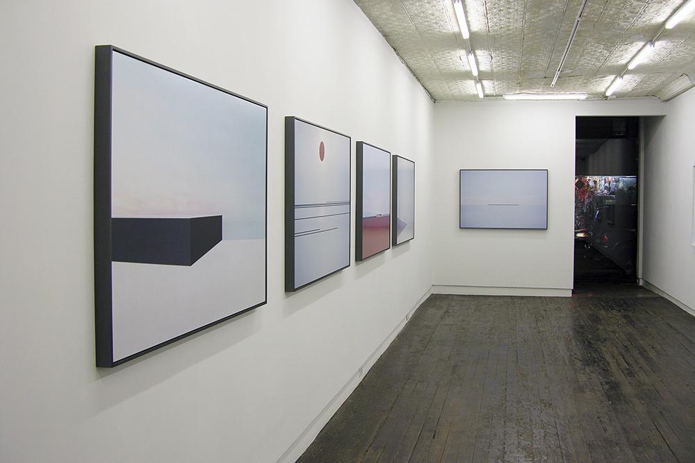 Solo presentation new work Popel Coumou in LMAK Gallery New York 2016