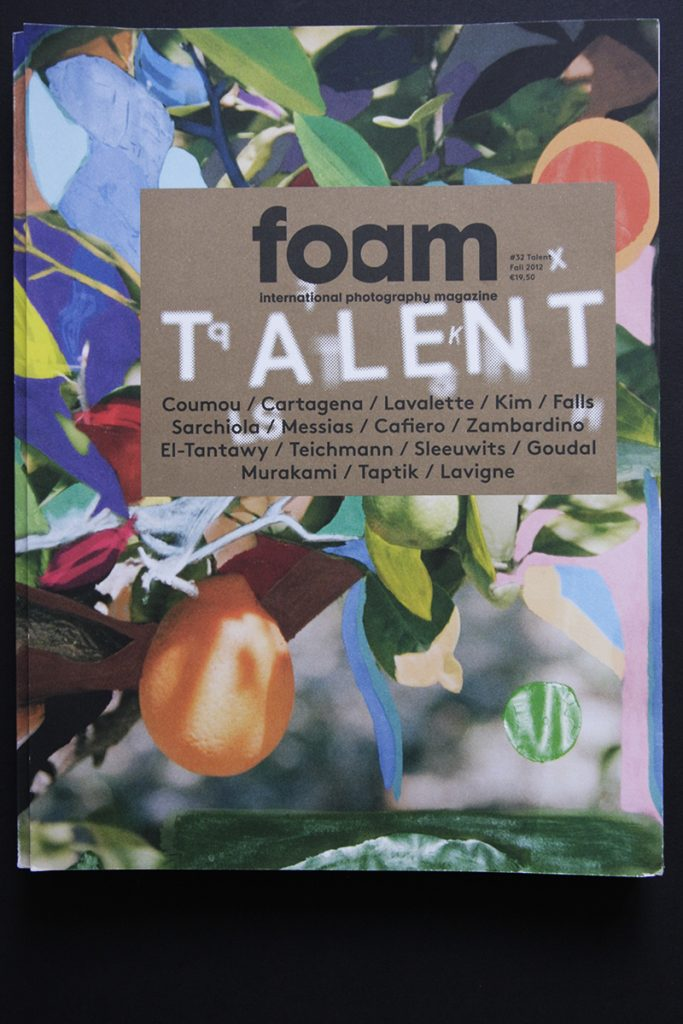 Foam Talent Magazine 2012