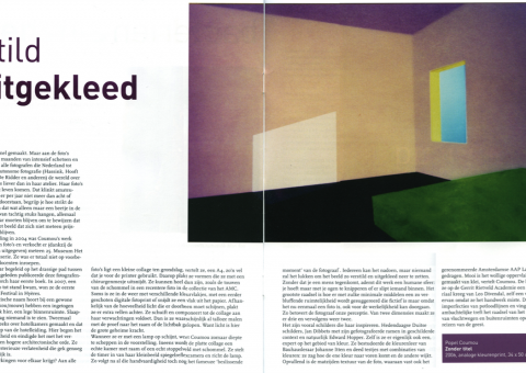 AMC Magazine, april 2013. By Tineke Reijnders