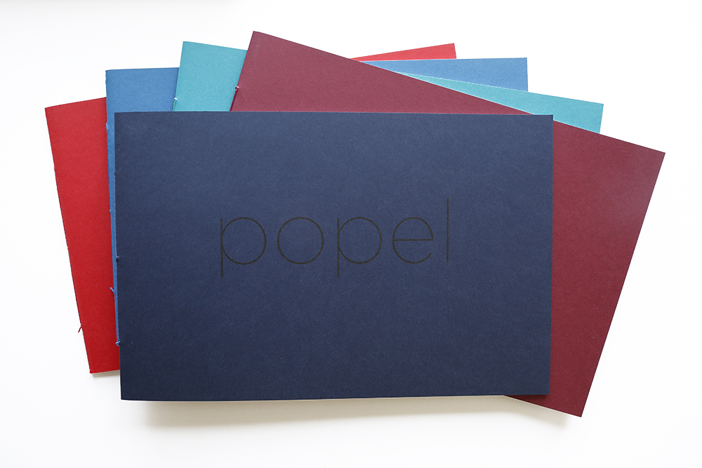 #5, popel dark blue