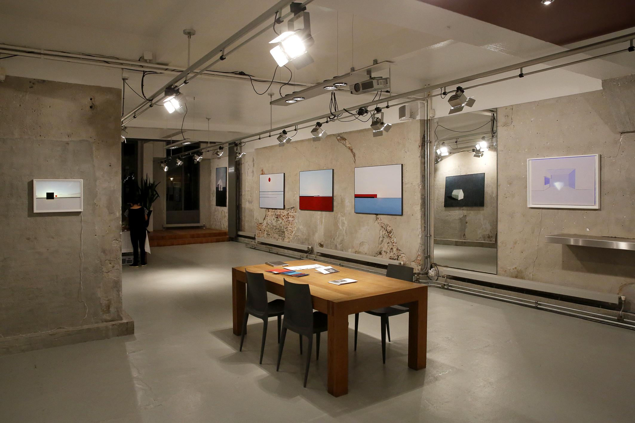 Exhibition Soledad Senlle Art Foundation, Popel Coumou